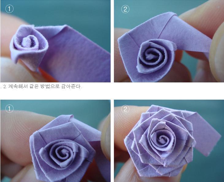 Как сделать розы из простой бумаги своими руками